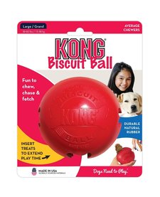Kong Biscuit Ball LG
