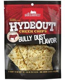 Bark & Harvest Cheek Chips Chicken 7.8 oz