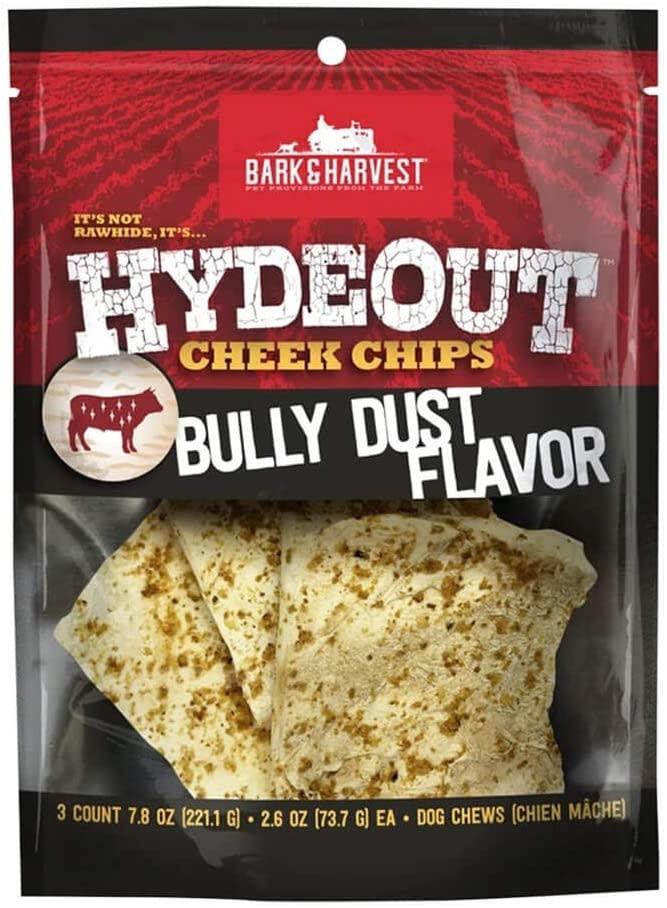Bark & Harvest Bark & Harvest Cheek Chips Chicken 7.8 oz