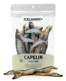 Icelandic Whole Capelin 3 oz
