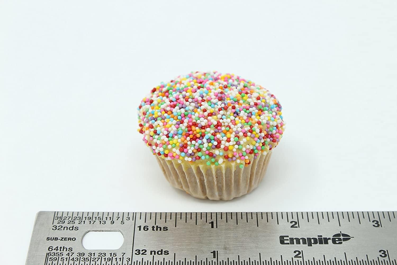 Claudia's Bakery Sprinkle Cupcake
