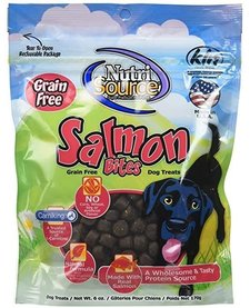 Nutrisource Grain Free Salmon Bites 6 oz