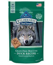 Blue Wild Duck Biscuits 10oz