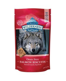 Blue Wild Salmon Biscuits 10oz