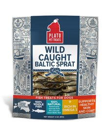Plato Baltic Sprat 3 oz