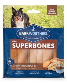BW Superbones Mini GF Chicken 12 ct