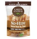 "Earth Animal Earth Animal No Hide Venison 4"" 2 pk"