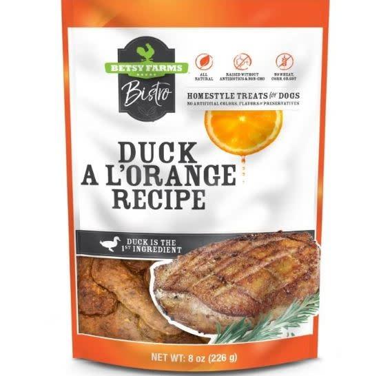 BF Bistro Duck A L'Orange 8 oz