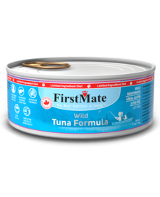 First Mate Cat LID Wild Tuna 3.2 oz
