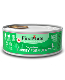 First Mate Cat LID Turkey 3.2 oz