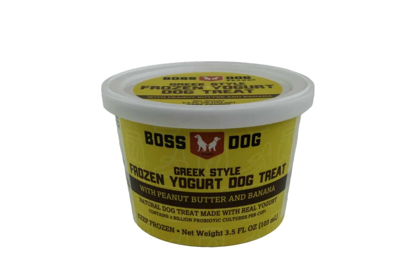 Boss Dog Boss Dog Frozen Yogurt PB Banana Box