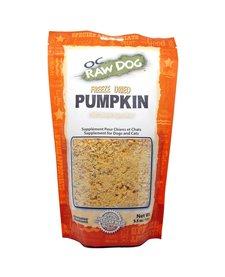 OC Raw Freeze-Dried Pumpkin 5.5 oz