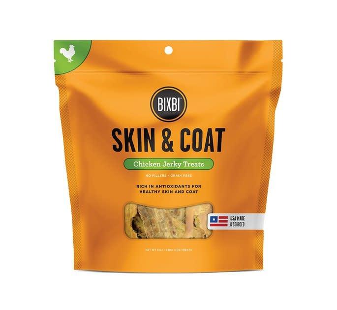 Bixbi Bixbi Skin/Coat Chicken 12 oz