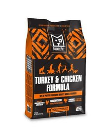SquarePet Turkey & Chicken 4.4 lb