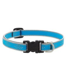 "Lupine Blue Diamond 1/2in Collar 10""-16"""