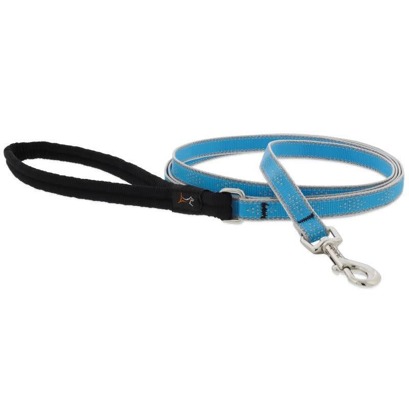 "Lupine Lupine Blue Diamond Leash 1/2"""