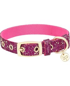 Glam Life Collar Pink-Small