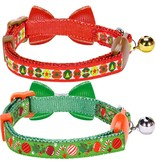 Blueberry Christmas Party Collar 2 Pack