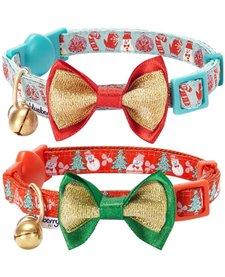 Christmas Tress Collar 2 Pack