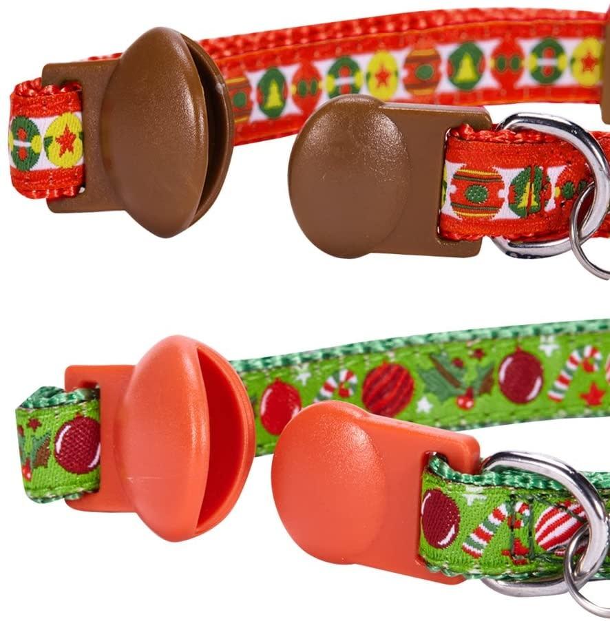 Blueberry Christmas Tress Collar 2 Pack