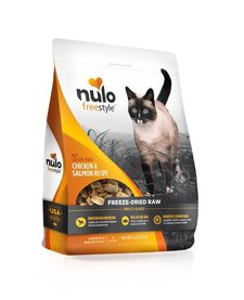 Nulo Cat Chicken & Salmon 3.5oz FD