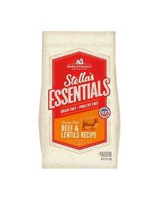 Stella Essentials GF Beef 25 lb