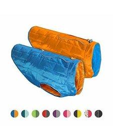 Kurgo Loft Dog Jacket Blue/Orane XL