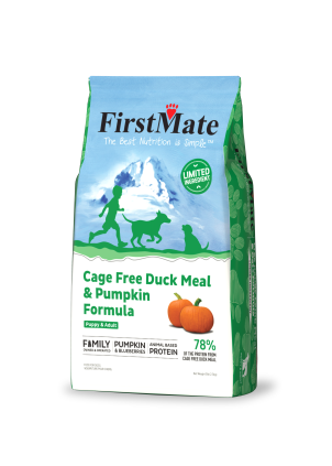 FirstMate First Mate LID Duck & Pumpkin 5 lb