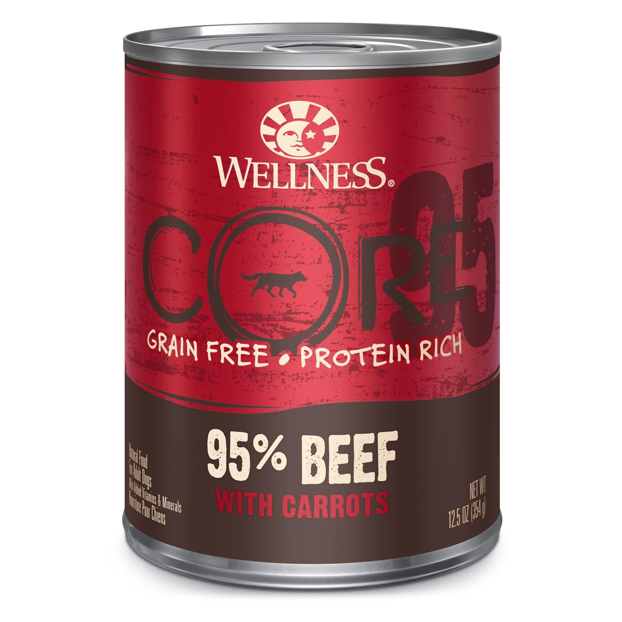 WellPet Wellness Core Beef 12.5 oz