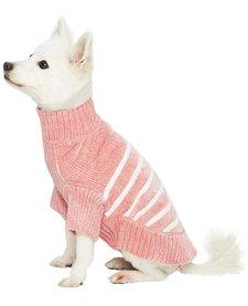 Dogs & Cat Cozy Sweater Dusty Rose 20