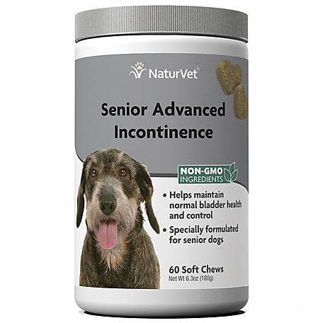 NaturVet Incontinence Aid 60 ct