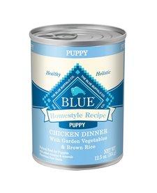 Blue Homestyle Chicken Dinner Puppy 12.5oz