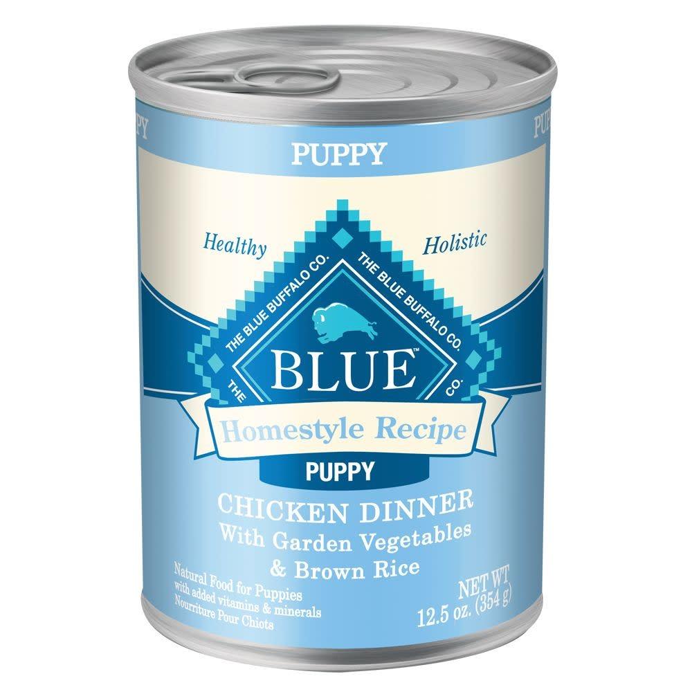 Blue Buffalo Blue Homestyle Chicken Dinner Puppy 12.5oz