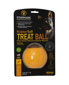 Starmark RubberTuff Ball Medium