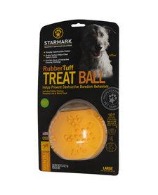 Starmark RubberTuff Treat Ball Large