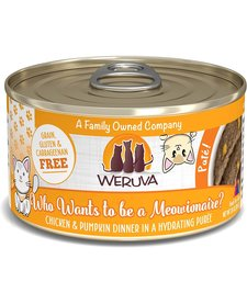 Weruva Who Wants to be a Meowinaire 3 oz
