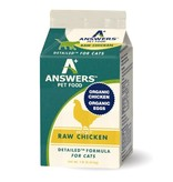 Answers Pet Food Answers Detailed Chicken Cat 1lb