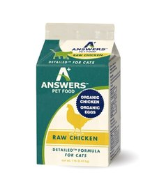 Answers Detailed Chicken Cat 1lb