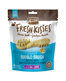 Fresh Kisses Mint Strips Brush 6.5 oz Large