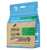 Nandi Nandi Freeze-Dried Karoo Ostrich 2oz