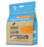 Nandi Nandi Freeze-Dried Kalahari Lamb 2oz