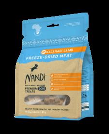 Nandi Freeze-Dried Kalahari Lamb 2oz