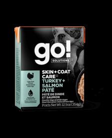 Go! Turkey & Salmon Tetra Pak 12.5oz