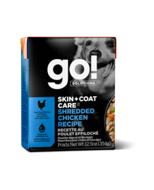Go! Shredded Chicken Tetra Pak 12.5oz