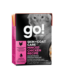 Go! Cat Minced Chicken 6.4oz