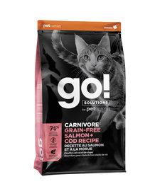 Go! Cat Carnivore Salmon & Cod 3 lb