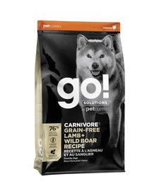 Go! Carnivore Lamb & Boar 22 lb