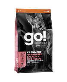 Go! Carnivore Salmon & Cod 22 lb