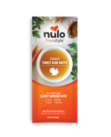 Nulo Turkey Broth 2oz