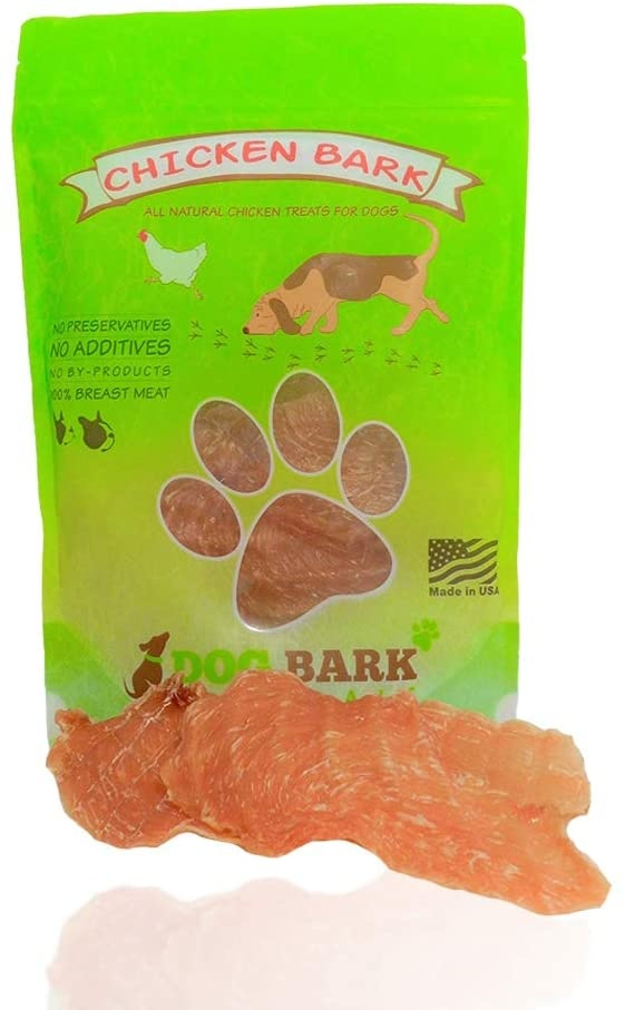 Dog Bark Naturals Dog Bark Chicken Bark 4 oz